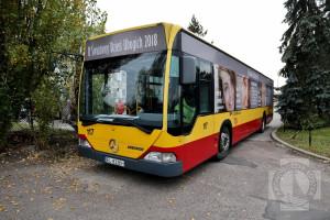Łódź: Na ulice miasta wyjechał autobus dla ubogich