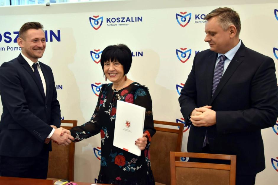 Prawie 2,7 mln zł z RPO na budowę dróg rowerowych w gminie Świeszyno