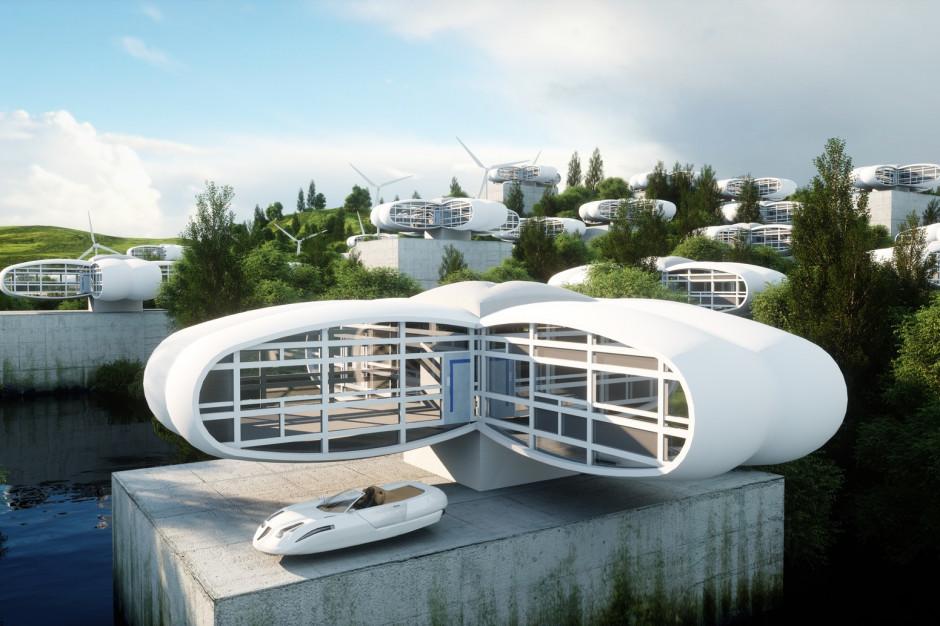 Modułowe budynki i samowystarczalne osiedla – tak będziemy mieszkać za 30 lat