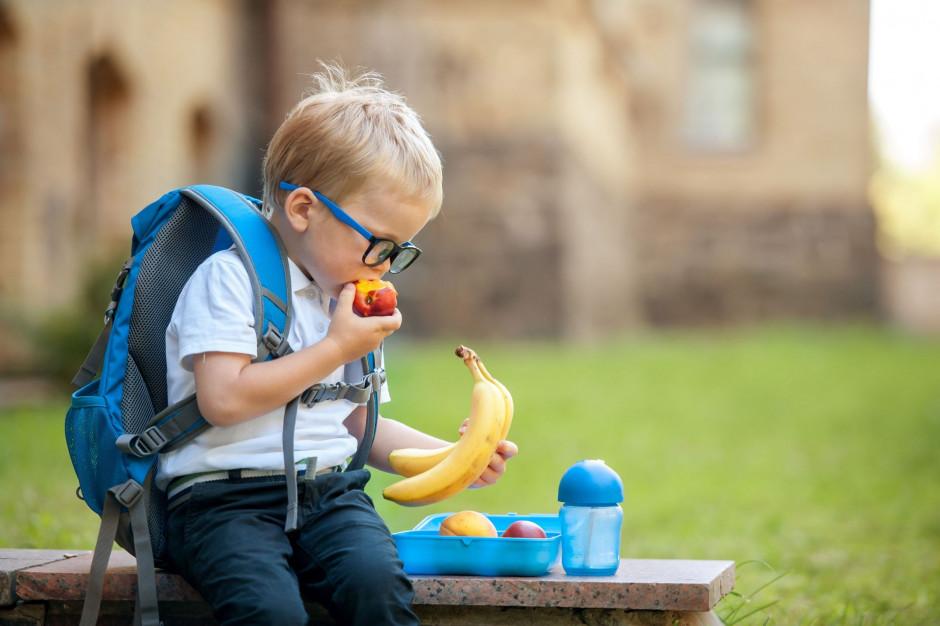 Szkoła powinna budować nawyki żywieniowe u dzieci