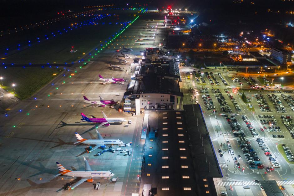 Październik 2018 r. w Pyrzowice Airport: ponad 370 tysięcy pasażerów