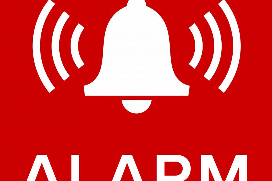 W mazowieckim uruchomiono syreny alarmowe