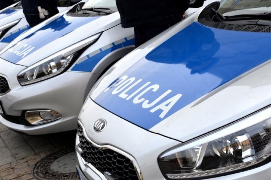 Samorząd Warszawy dofinansował radiowozy dla policji