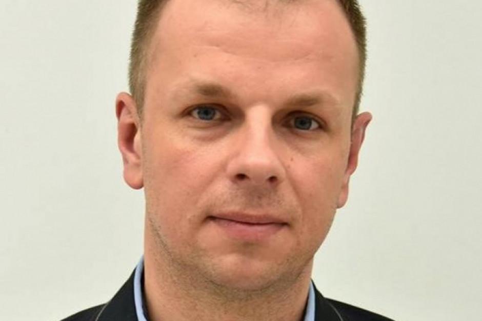 Miasto potrzebuje zmian - mówi nowy prezydent Przemyśla Wojciech Bakun