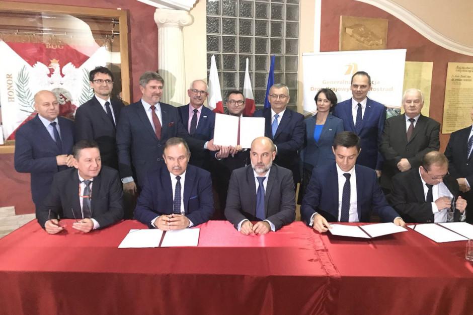 Podpisano umowę na kolejny odcinek szlaku Via Carpatia