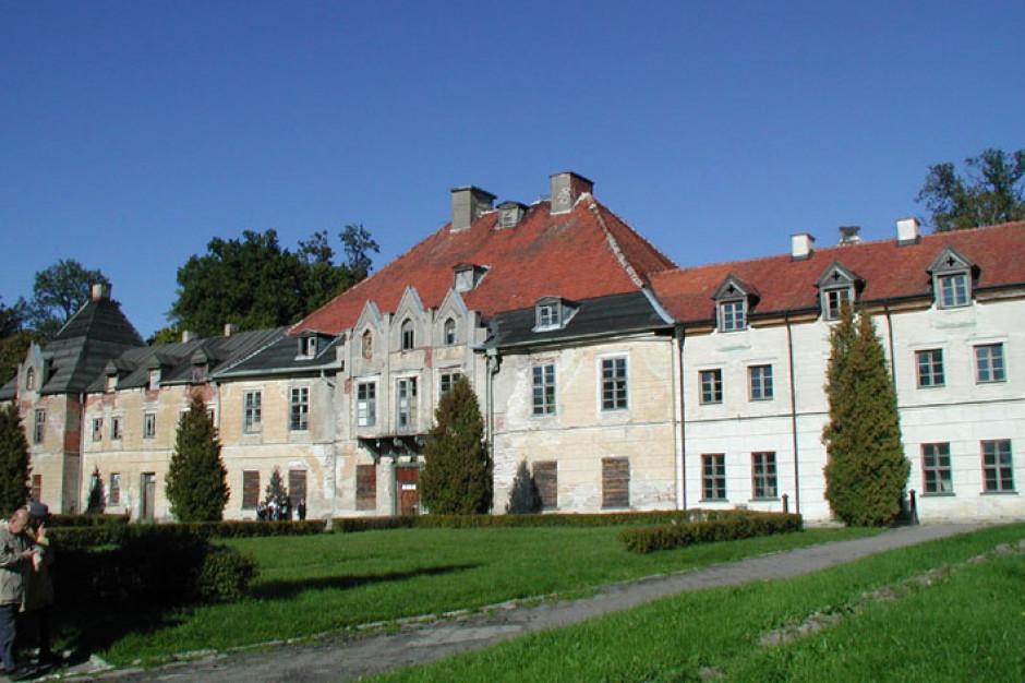 Pól miliona euro od Bundestagu na remont Pałacu w Sztynorcie