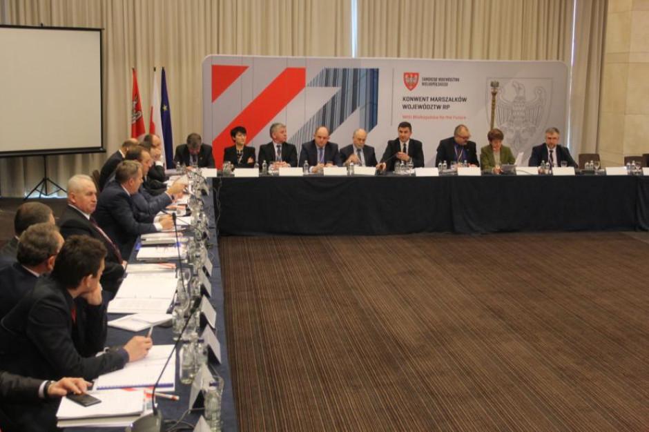 Pierwszy powyborczy Konwent Marszałków Województw RP odbędzie się w Serocku