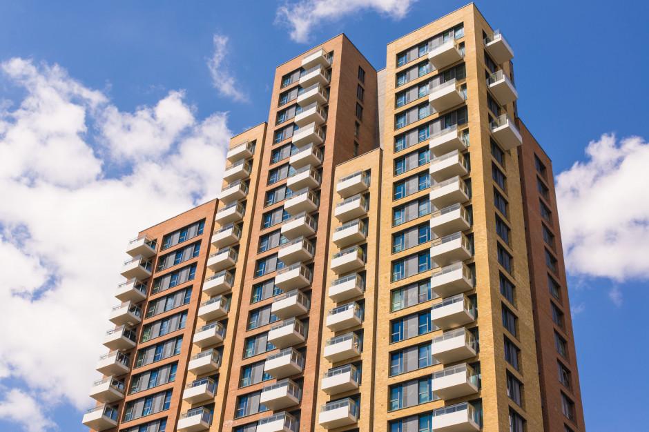 Ceny mieszkań coraz większe