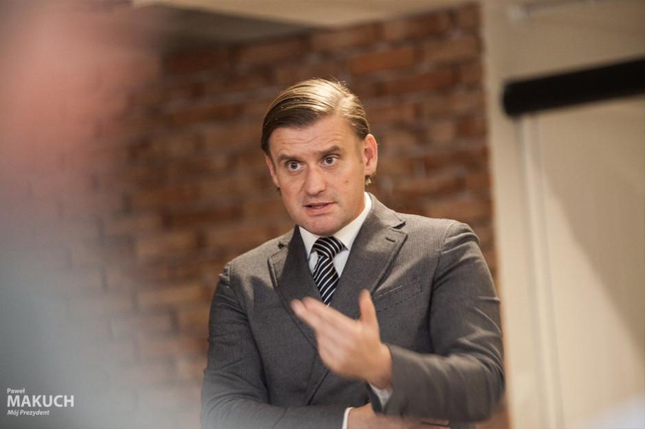 Nowy prezydent Pruszkowa Paweł Makuch: długo dojrzewałem do tej roli