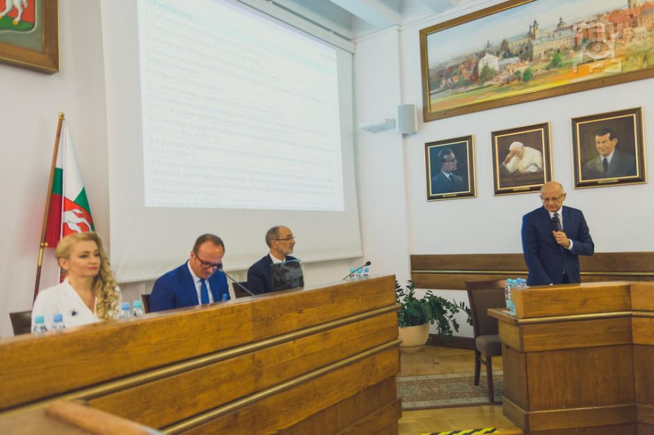 W przyszłorocznym budżecie Lublin stawia głównie na zadania komunikacyjne