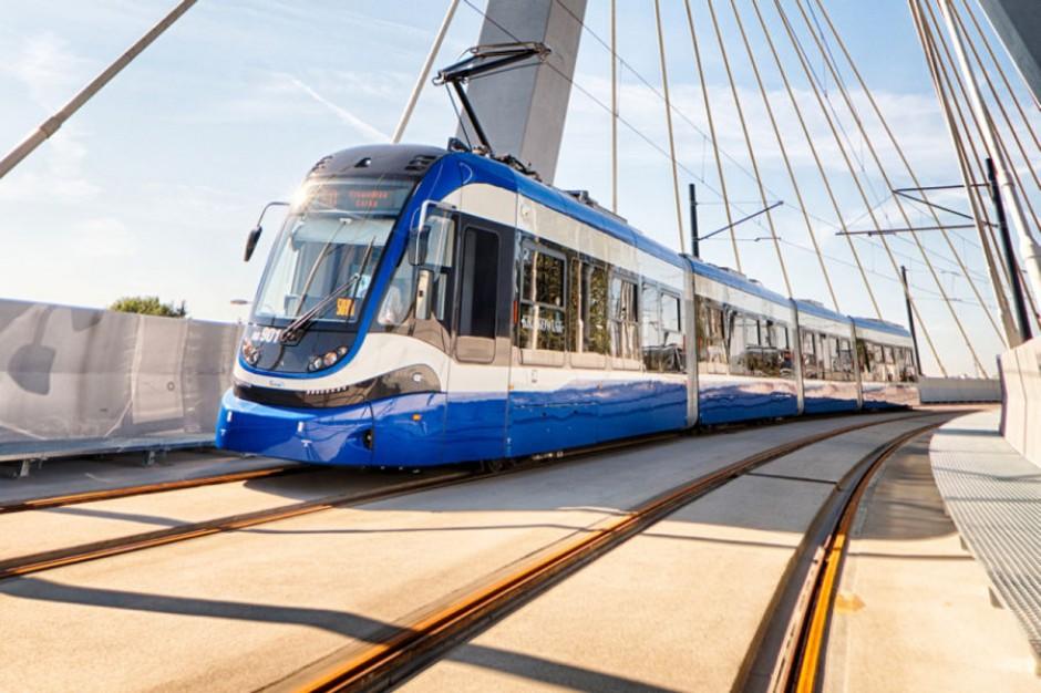 Kraków planuje rozbudowę linii tramwajowych (fot. MPK Kraków)