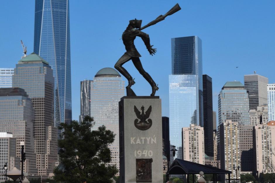Jersey City: Pomnik Katyński zostanie przy Exchange Place