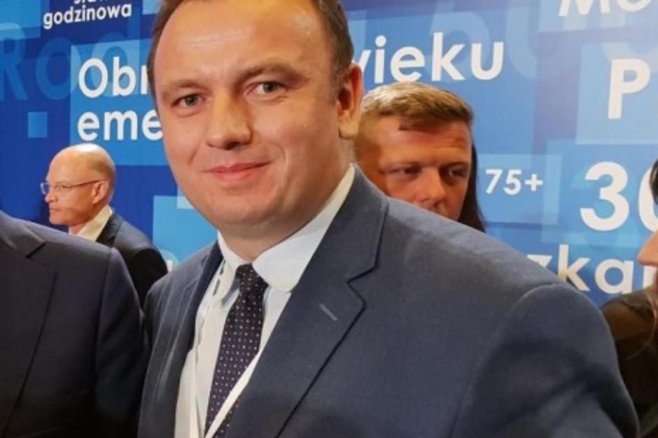 Jakub Chełstowski marszałkiem województwa śląskiego