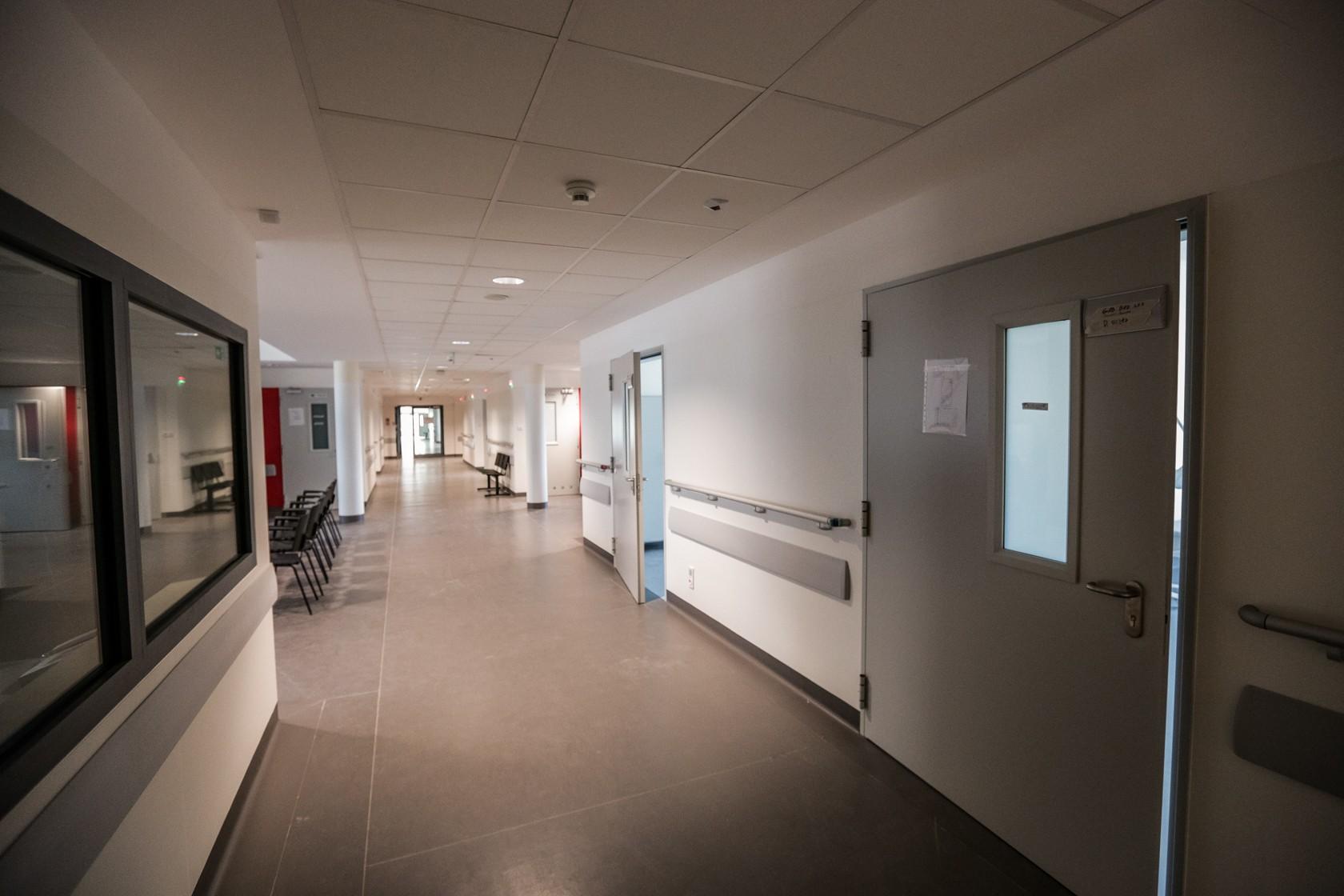 Wnętrze placówki prezentuje poziom europejski (fot. Budimex