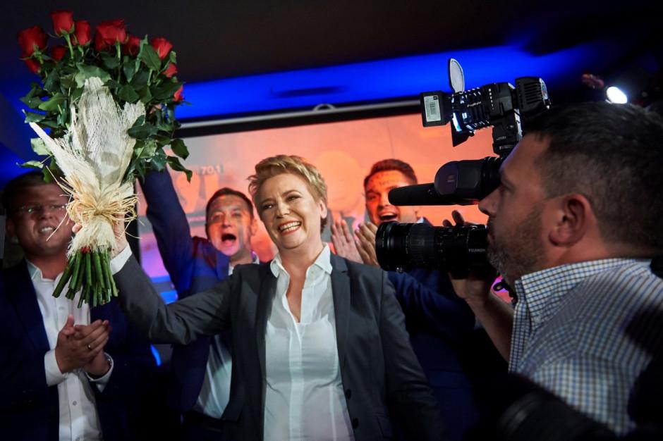 Łódź: Hanna Zdanowska może stracić fotel prezydenta?