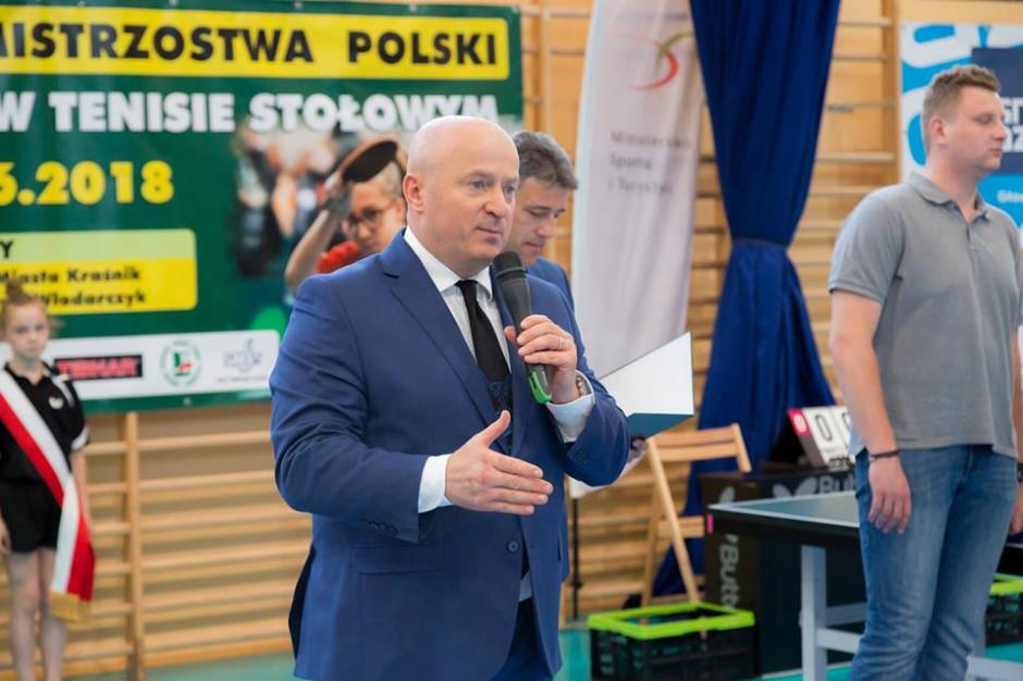 Jarosław Stawiarski marszałkiem województwa lubelskiego