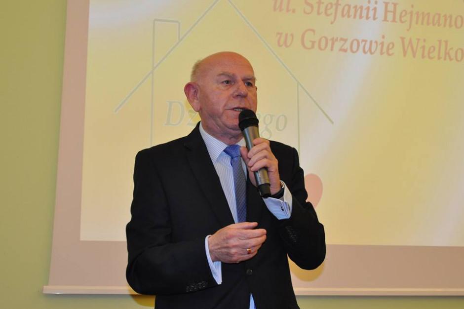 Jan Kaczanowski przewodniczącym rady miasta Gorzowa Wielkopolskiego