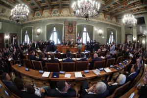Rada Miasta Krakowa bez przewodniczącego