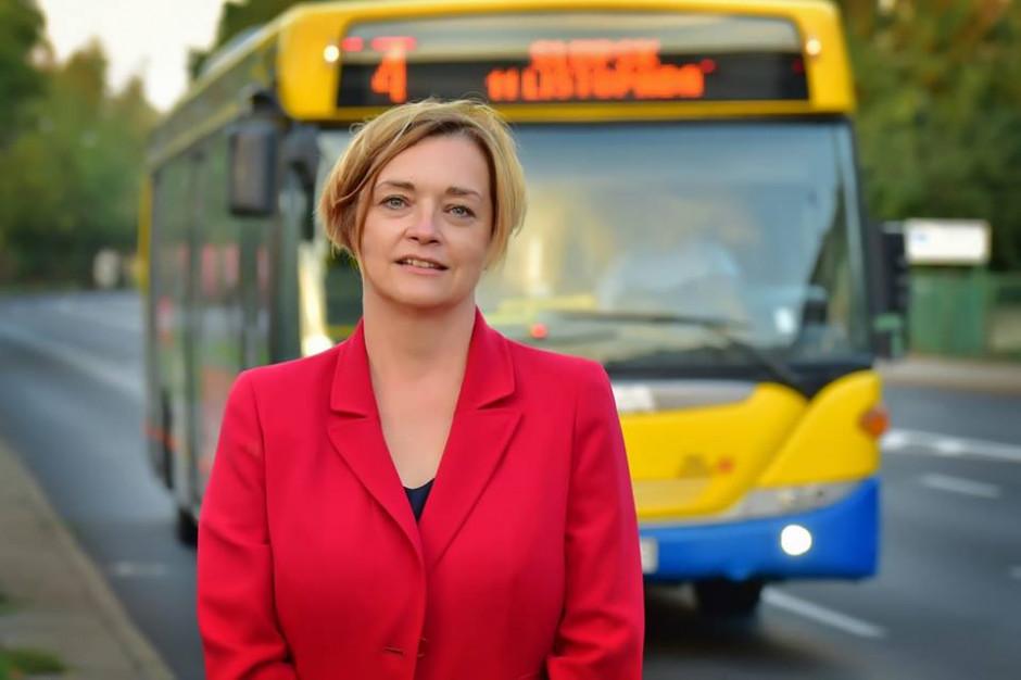 Beata Chrzanowska została przewodniczącą Rady Miasta Słupska