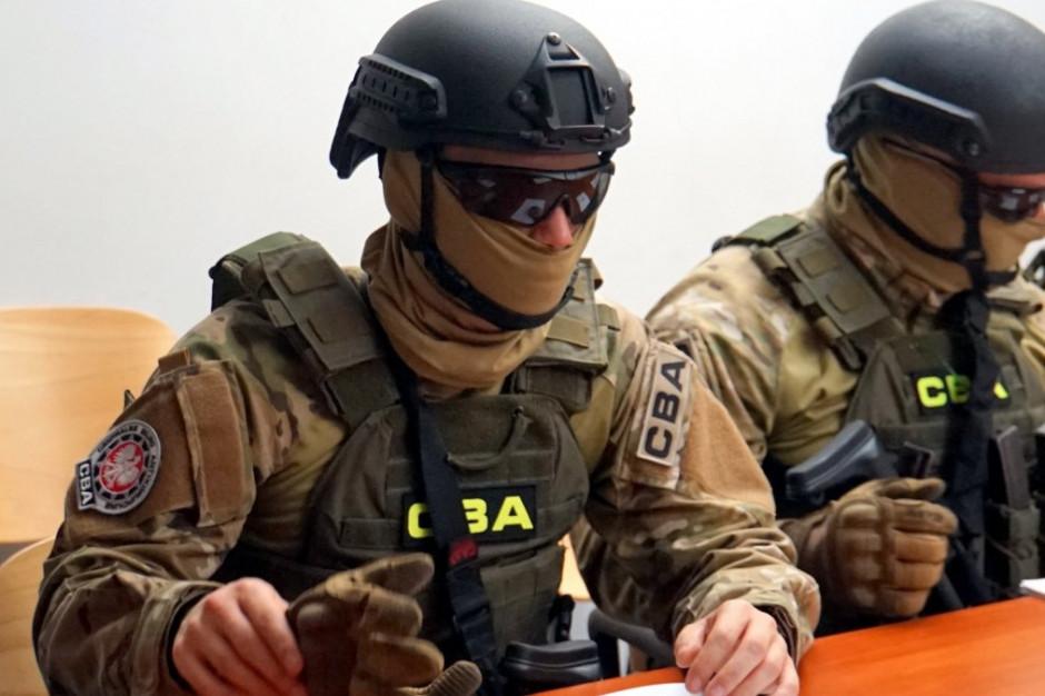 Naczelnik Urzędu Skarbowego w Ostrowi Mazowieckiej zatrzymany przez CBA