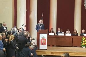 Nowy prezydent objął rządy w Warszawie