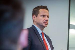 Nowy prezydent Warszawy przedstawi najbliższych współpracowników