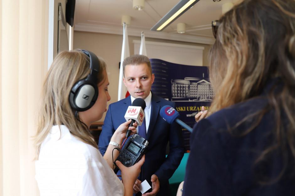 Śląskie: wicewojewoda Piotr Kołodziejczyk złożył rezygnację ze stanowiska