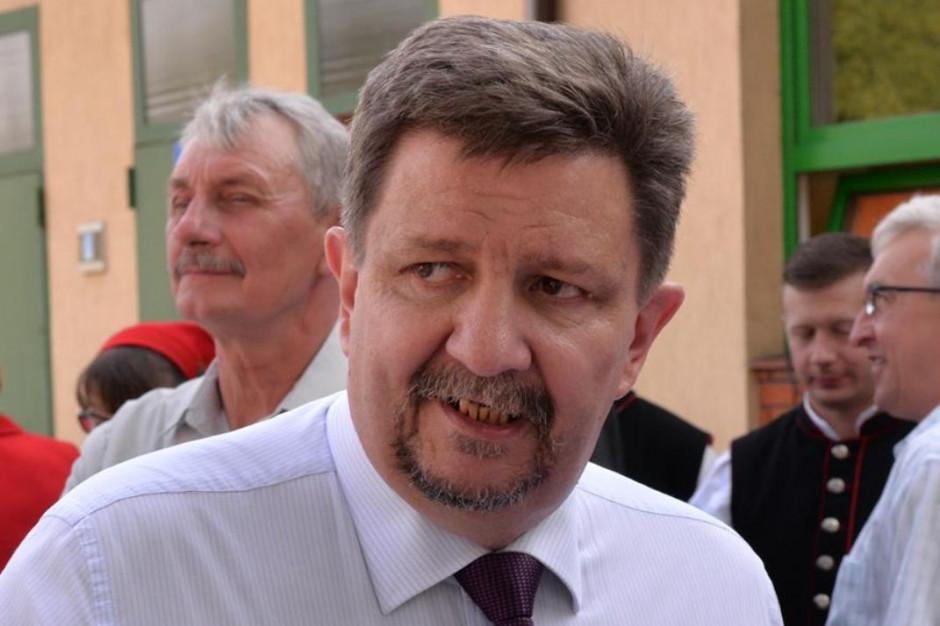 Łódzkie: Grzegorz Schreiber nowym marszałkiem województwa