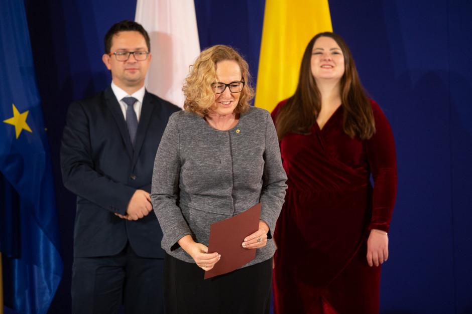 Warszawa: Ewa Malinowska-Grupińska przewodniczącą Rady Warszawy