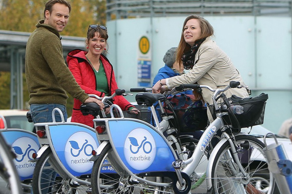 7,7 tysiąca rowerowych przejazdów w Piotrkowie Trybunalskim