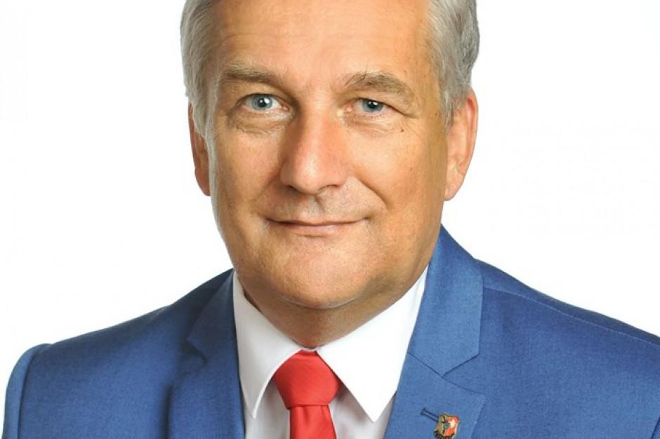 Wiesław Szczepański przewodniczącym wielkopolskiego sejmiku