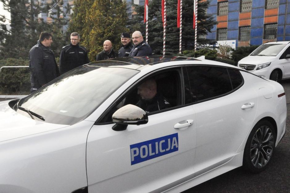 Śląska policja dostanie 65 radiowozów przed szczytem klimatycznym w Katowicach