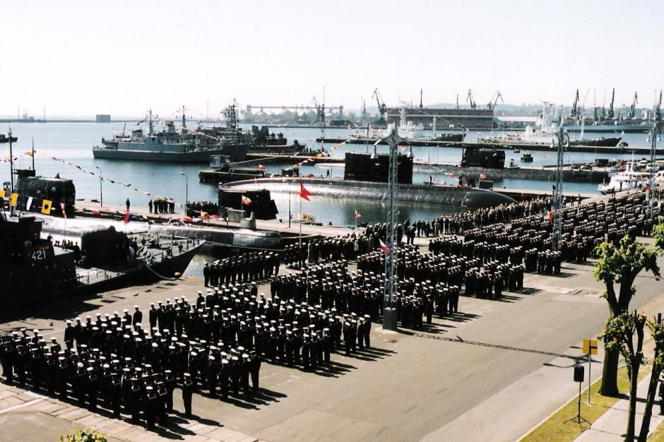 Gdynia: Obchody 100. rocznicy utworzenia Marynarki Wojennej