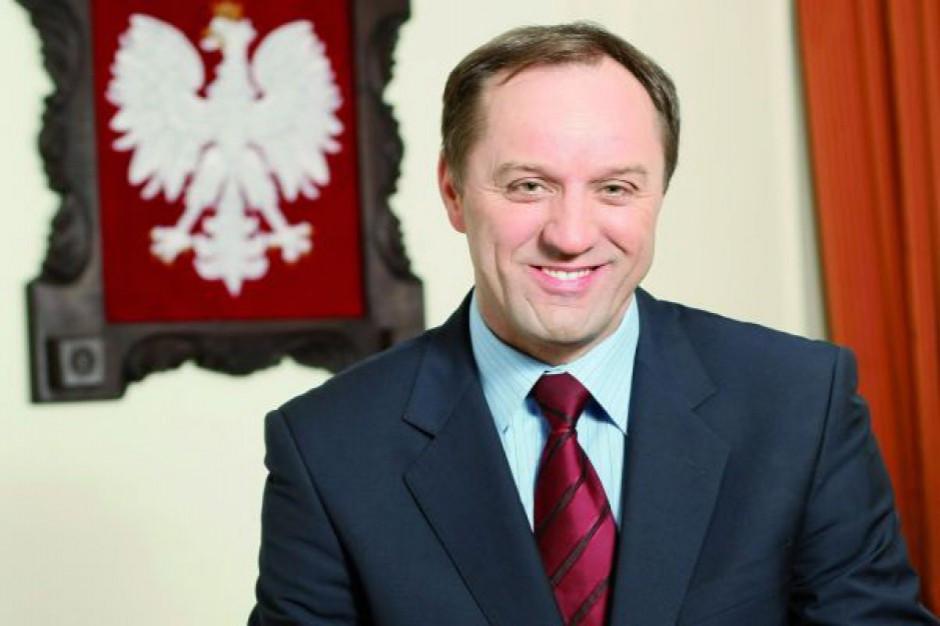 Mieczysław Struk został marszałkiem województwa pomorskiego
