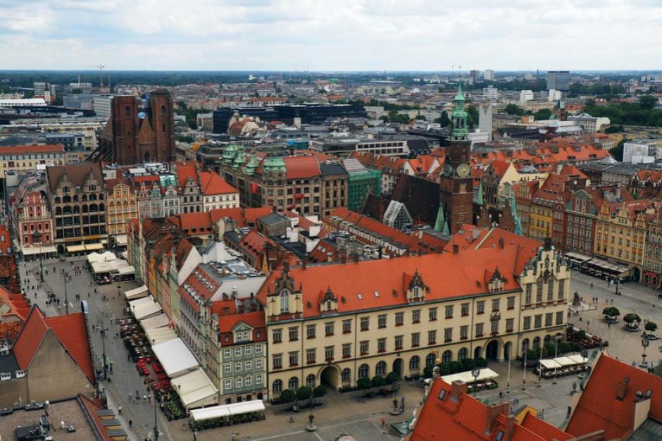 Wrocław wpływową metropolią. Do prestiżowego grona dołączył Poznań