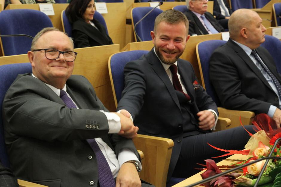 Wiesław Byczkowski i Ryszard Świlski wicemarszałkami pomorskiego