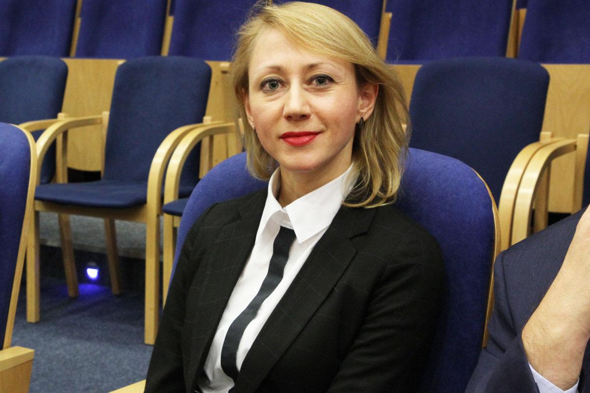 Agnieszka Kapała-Sokalska (fot. Natalia Kłopotek-Główczewska/pomorskie.eu)