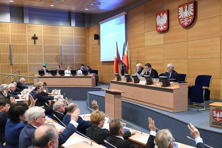Komisje Sejmiku Województwa Małopolskiego. Radni podzielili się funkcjami