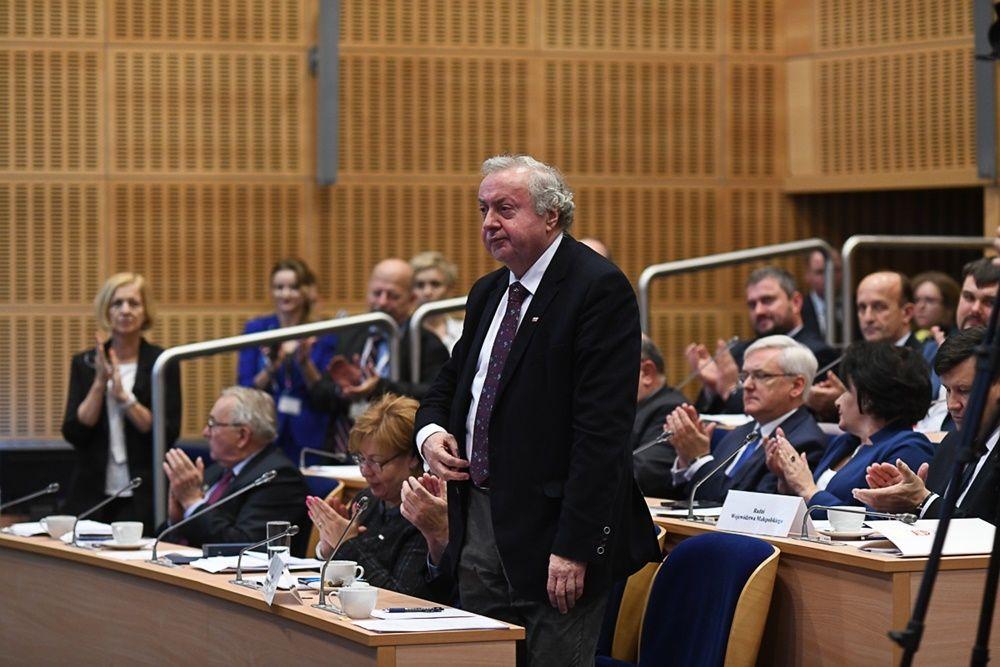 Do grona wiceprzewodniczących SWM dołączył Wojciech Grzeszek (fot. malopolska.pl)