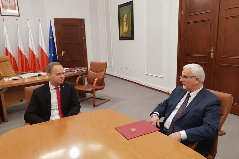 Premier wyznaczył komisarza w gminie wiejskiej Oława