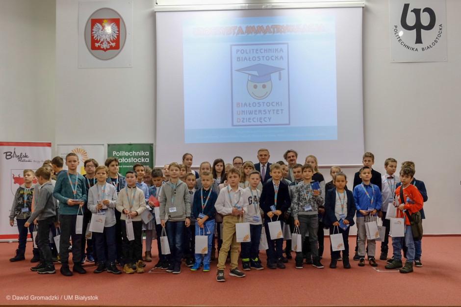 Białystok buduje markę miasta przyjaznego nauce