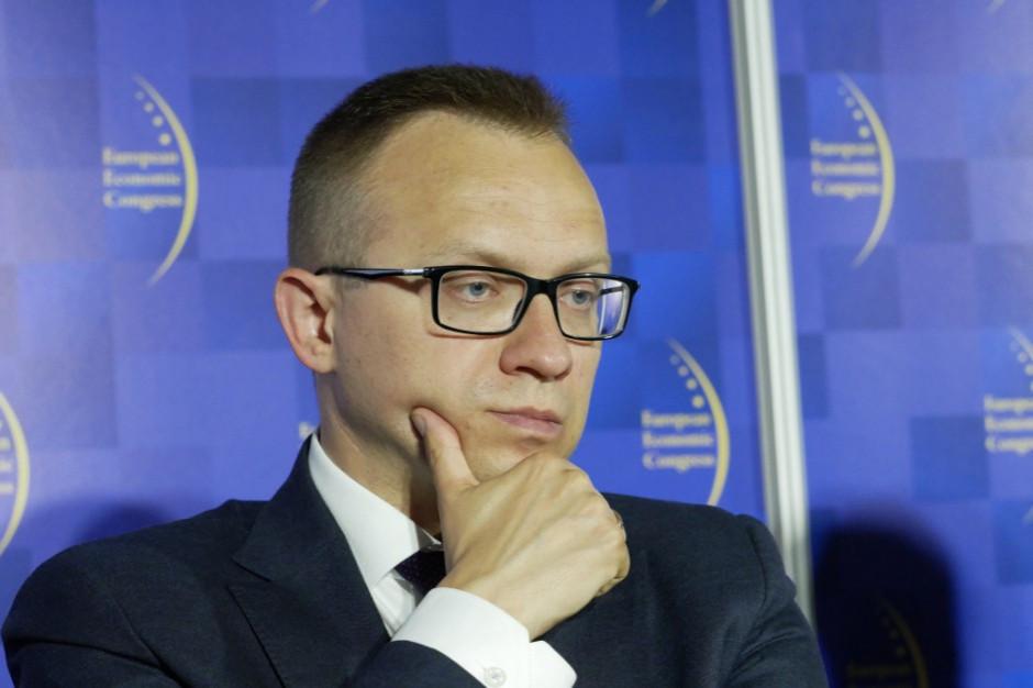 Artur Soboń: Do końca kadencji zaproponujemy likwidację użytkowania wieczystego dla przedsiębiorców
