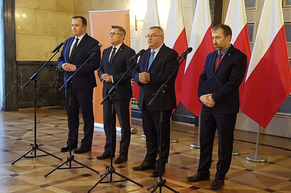 Jest umowa na drugą jezdnię ekspresowej S1 do lotniska Katowice