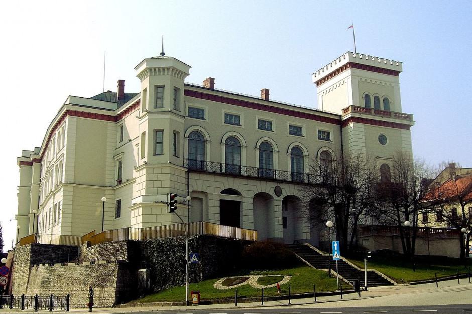 Bielsko-Biała: Remont muru zamkowego potrwa dłużej niż zakładano