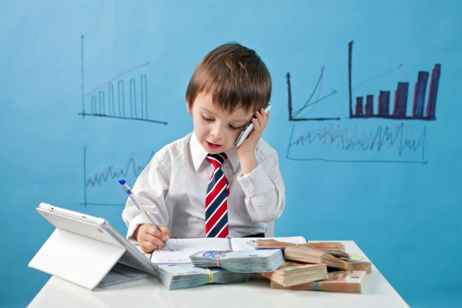Konieczna jest edukacja finansowa dzieci