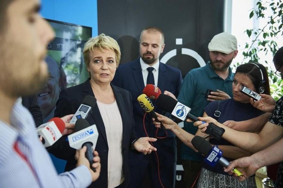 Watchdog Polska zapytał ratusz i wojewodę o ekspertyzy w sprawie Hanny Zdanowskiej