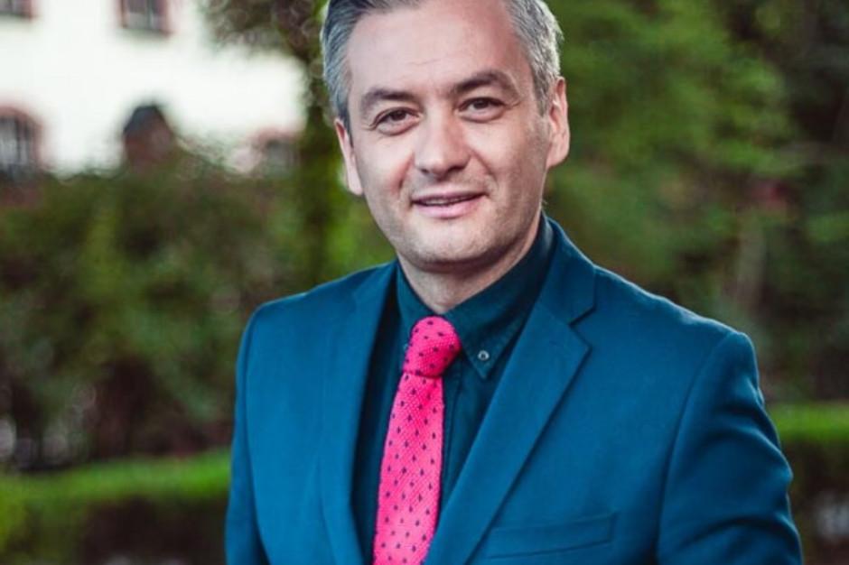 Robert Biedroń rezygnuje z mandatu radnego Słupska