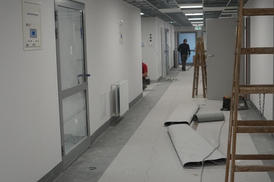 Kończy się remont w szpitalu w Starachowicach
