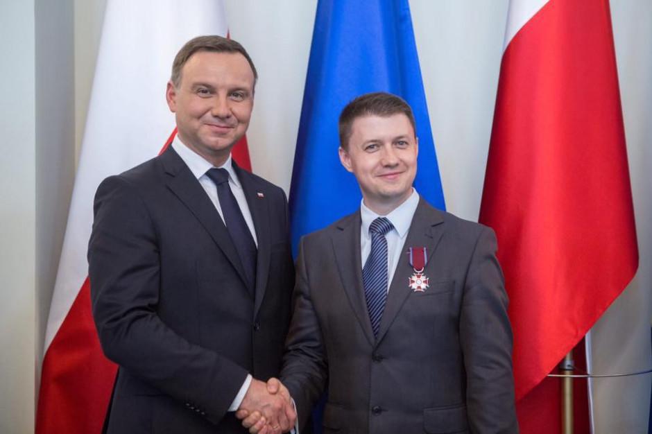 Bartłomiej Dorywalski nowym wicewojewodą świętokrzyskim