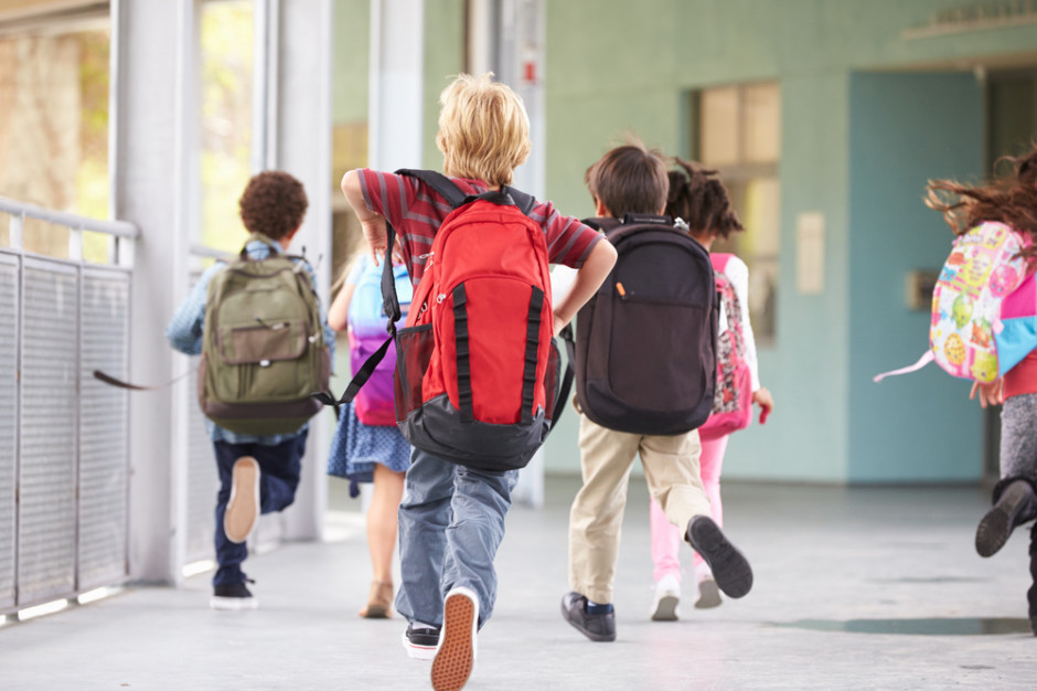 Dzieci będą mogły same iść do szkoły